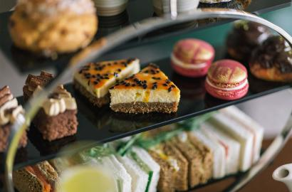 Afternoon Tea at Symonds Restaurant